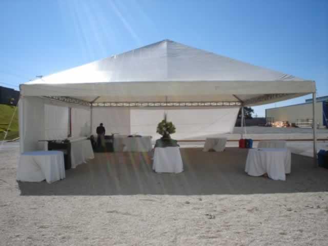 Tenda piramide - Master Tendas