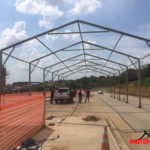 Locaçao tenda galpão - Master Tendas