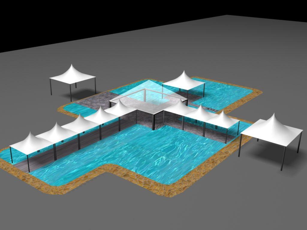 Projetos especiais para eventos com Tendas - Master Tendas