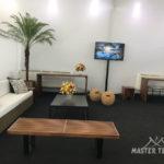 Tendas para eventos e mobilia